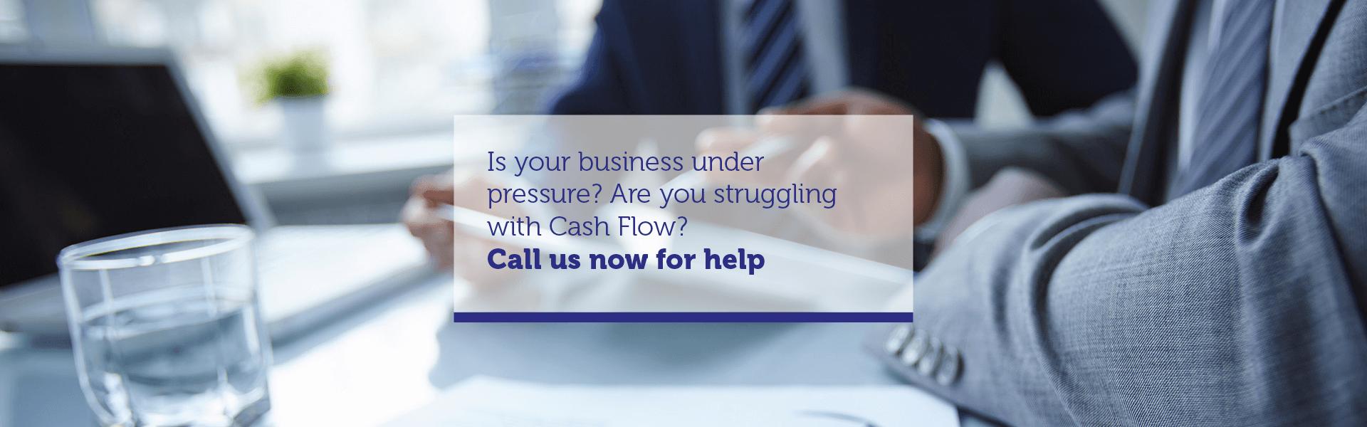 Cash Flow Business Pressure