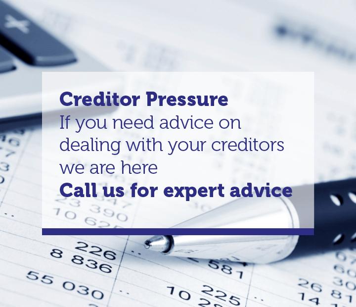Creditor Pressure